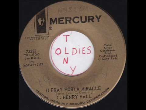 C Henry Hall i pray for a miracle 1964