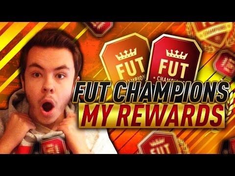 FIFA 17 WEEKEND LEAGUE REWARDS GOLD 3 !! FUT CHAMPIONS PACKS & MONTHLY REWARDS - 동영상