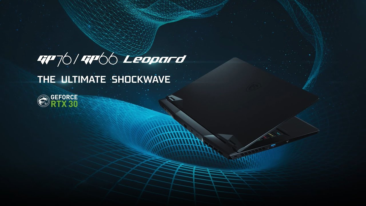 GP76/GP66 Leopard 10UX – Bold & Strengthened Laptop You Should Have | MSI