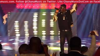 Sarkodie & Castro - Performance of Adonai @ Vodafone Ghana Music Awards 2014 | GhanaMusic.com Video