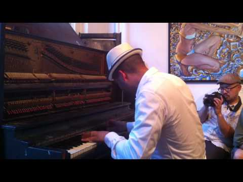 Jason Moran - Lulu's Back In Town - Live at the Tribes