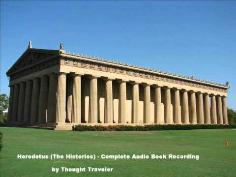 Herodotus (The Histories) - Complete Audio Book Recording (Book Euterpe II 2 of 2)