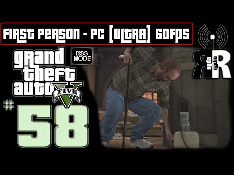 """GTA 5: PC - First Person ♫ Ryda Radio [Ep58] ► """"FIB Paymasters"""" NO COMMENTARY Playthrough 60fps"""