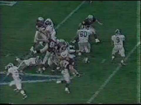 Georgia Southern vs. Montana 2000 NCAA Football I-AA ...