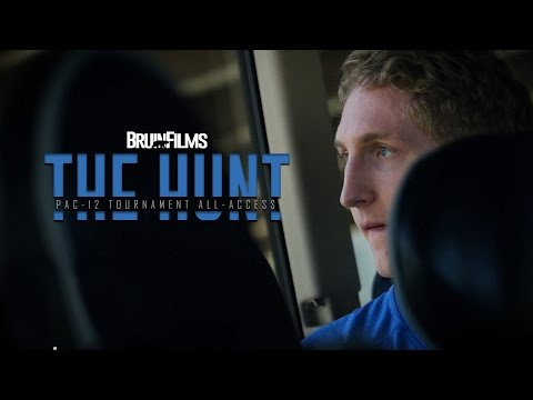 The Hunt: M. Basketball Pac-12 Tourney All-Access Pt 1