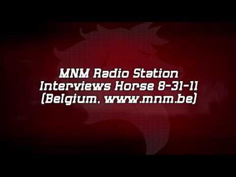 MNM Radio Interview (Belgium)