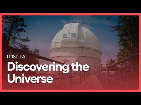 S4 E5: Discovering The Universe - Exploring The Cosmos Atop Mount Wilson