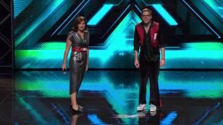 GRose - X Factor Audition | JonoAndBen