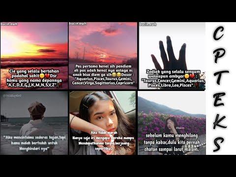 Kumpulan Vidio Ccp Teks Part 5 Muslim Lucu Gombal Bucin