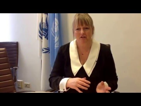 Interview with Ms. Corinne Woods (Director of Communications - WFP)