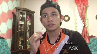 All i ask cover - awgku akmal hakim