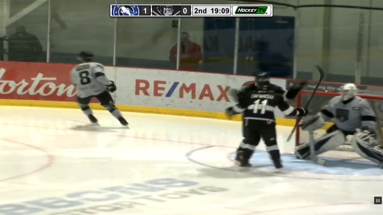 Wenatchee Wild vs Salmon Arm Highlights 2019-11-21