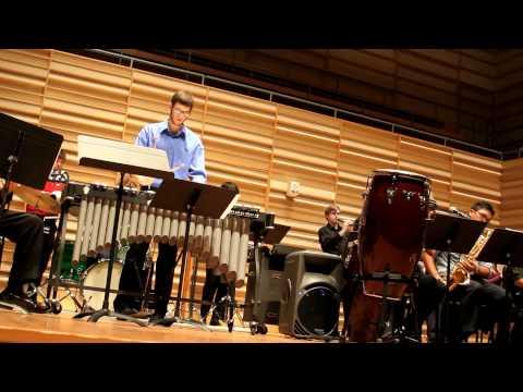 Fredonia State University Latin Jazz Band pt. 2