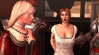 чужак в замке(Assassin's Creed: Brotherhood)прохождение#15