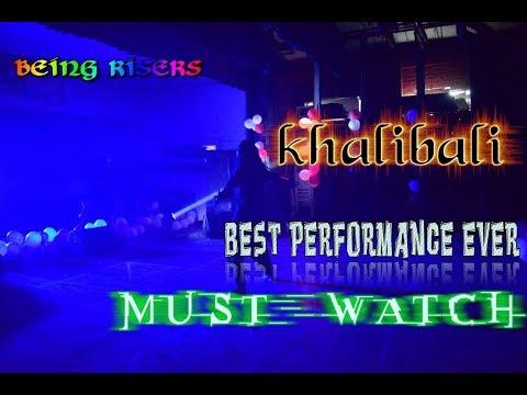 Khalibali-Avijit Paul!!Techno India Banipur!!Inception V9.0!!Being Risers