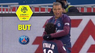 But Kylian MBAPPE (77') / Paris Saint-Germain - Dijon FCO (8-0)  / 2017-18