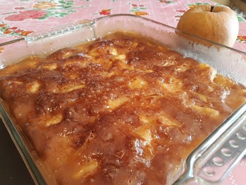 gÂteau-aux-pommes-caramÉlisÉ-#hyper-facile-et-hyper-gourmand