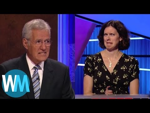 Top 10 Jeopardy Fails of All Time