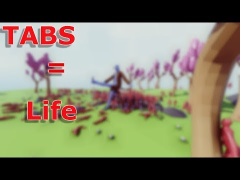 Totally Accurate Battle Simulator is life (NOT)