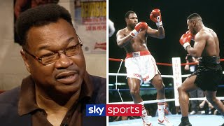 The man who beat Muhammad Ali & fought Mike Tyson 🥊 | Larry Holmes | Ringside Special