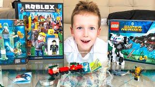 Игрушки, Роблокс, Лего, Трансформеры - Илья попал на новогодний шоппинг в Бангкоке
