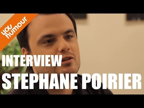 Interview de Stéphane Poirier