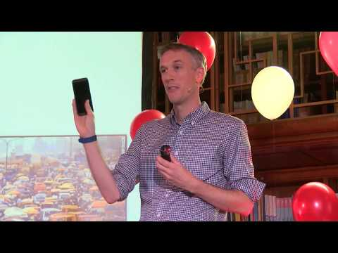 Using maps to eradicate disease | Andy Tatem | TEDxLSHTM