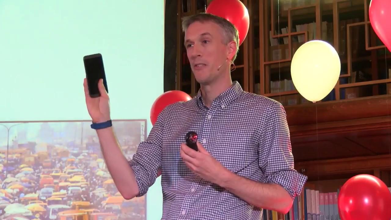 Using maps to eradicate disease | Andy Tatem | TEDxLSHTM