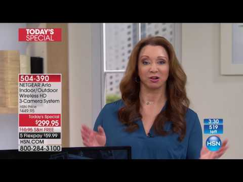 HSN   Smart Home Innovations featuring Arlo 06.18.2017 - 09 PM