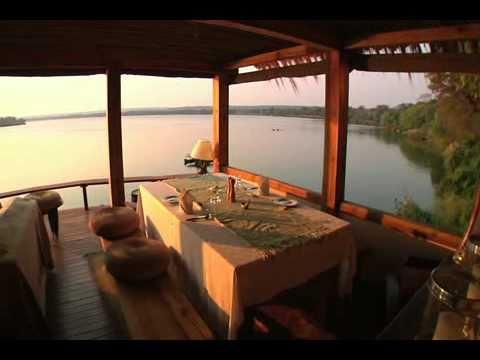 Tongabezi Safari Lodge - Victoria Falls Zambia