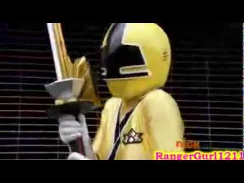 Power Rangers Girls: Bad Boys Travel Video