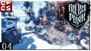 Frostpunk ❄ Mehr Automatons ► #4 Kälte Simulator Saat Kampagne Gameplay deutsch