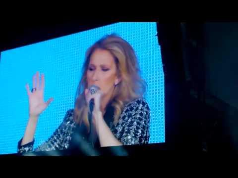 Celine Dion - Encore un soir Live in Marseille