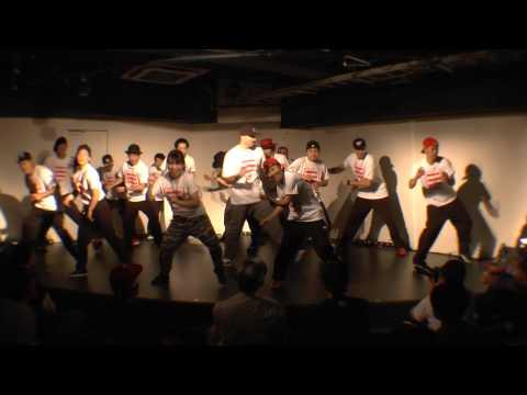 GEMINI NUMBER / LOCKING 4 LIFE LOCK DANCE SHOWCASE 15/8/9