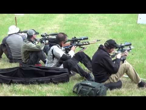 Deutsche Meisterschaft Field Target & International Open 2016 - Todendorf