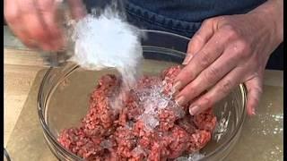Juicier Grilled Hamburgers - Lakeland Cooks!