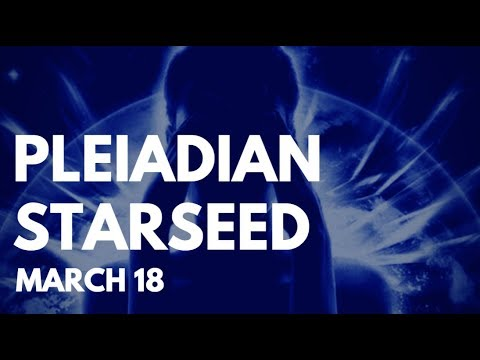 PLEIADIAN Starseed ⭐️March ✨Light Body Crystallization