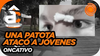 Una patota atacó a dos adolescentes a la salida de una fiesta en Oncativo