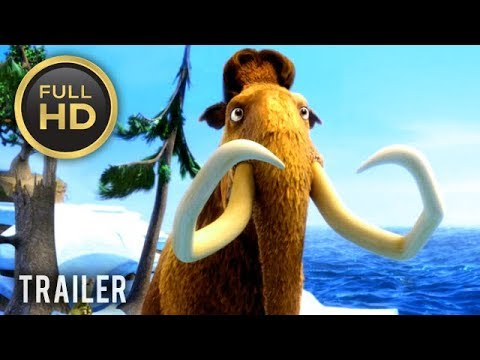 🎥 ICE AGE (2002) | Full Movie Trailer in HD | 1080p