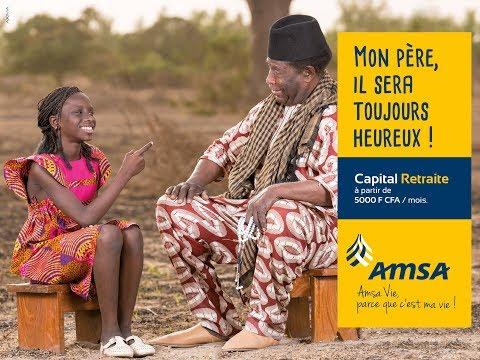 CAPITAL RETRAITE, Amsa Assurances VIE (Wolof)
