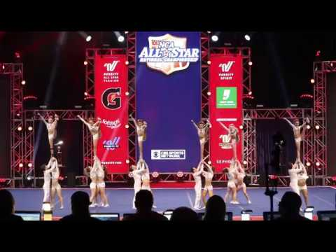 Tribe Cheer Chiefs NCA 2017 Day 1