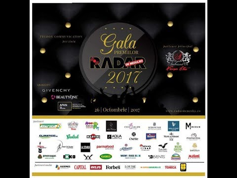 GALA PREMIILOR RADAR DE MEDIA 2017