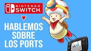 ¿Es justo que Nintendo haga ports de WiiU para Switch?