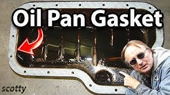How to Replace a Leaking Oil Pan Gasket in Your Car