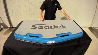 DIY Swim Platform Pad Installation Videos – SeaDek Marine