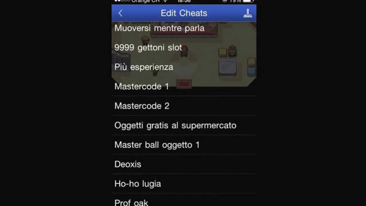 pokemon verde foglia iphone