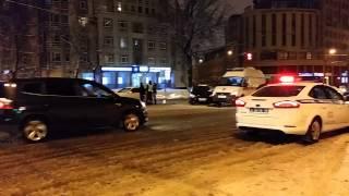 Авария с участием Скорой помощи. Нижний Новгород