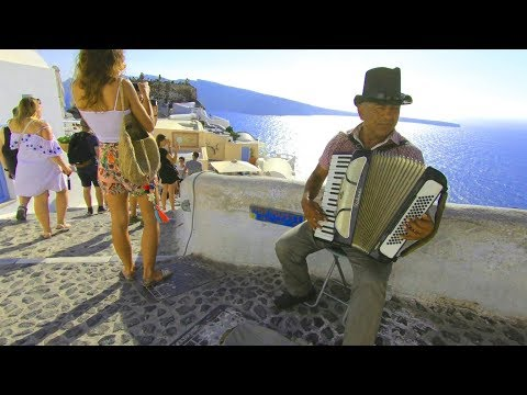 This Is Why You Should Travel To SANTORINI