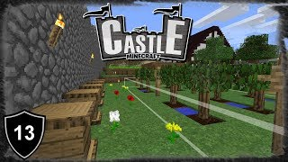 NPC's haben Zuschauernamen | Farmverbesserung! | Minecraft CASTLE 🏰 | #13