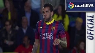 Dani Alves bites the racism